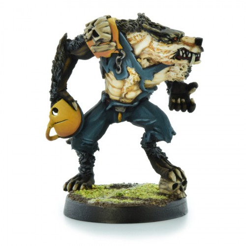 Hombre Lobo (Modelo B)