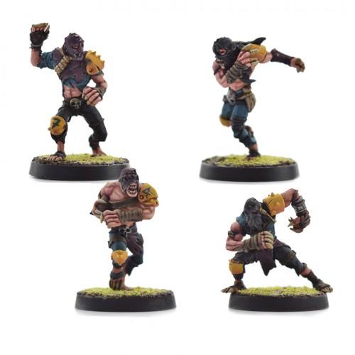 Pack de Necrofagos