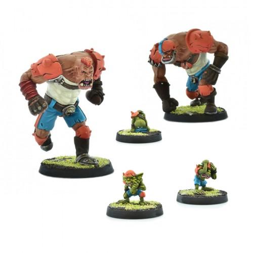 Ogre Team