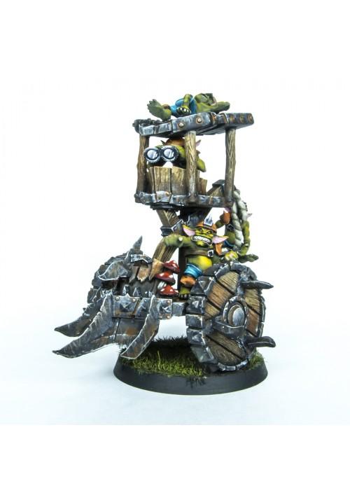 Snot Pump Wagon (Model A)