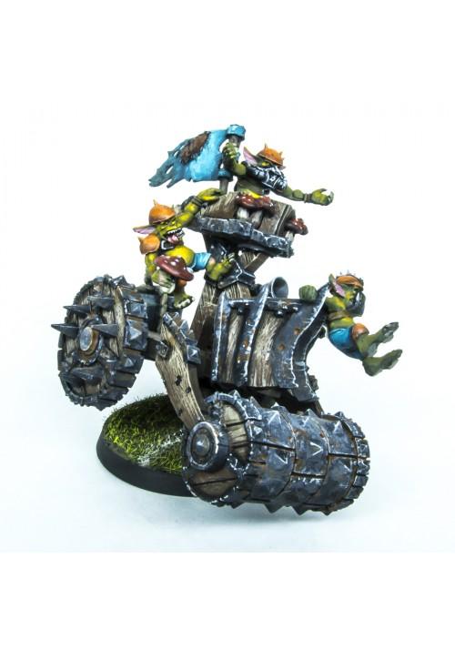 Snot Pump Wagon (Model B)
