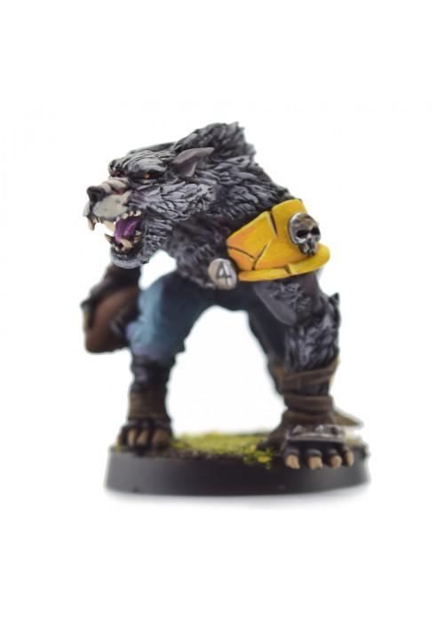 Hombre Lobo (Modelo C)